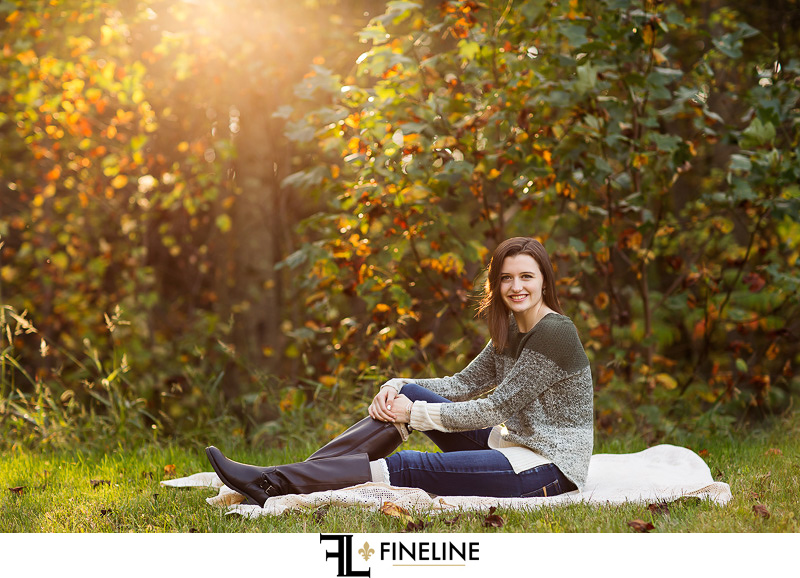 norwin high school senior portraits