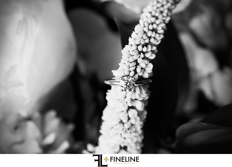 wedding ring photo by FINELINE Weddings Greensburg PA