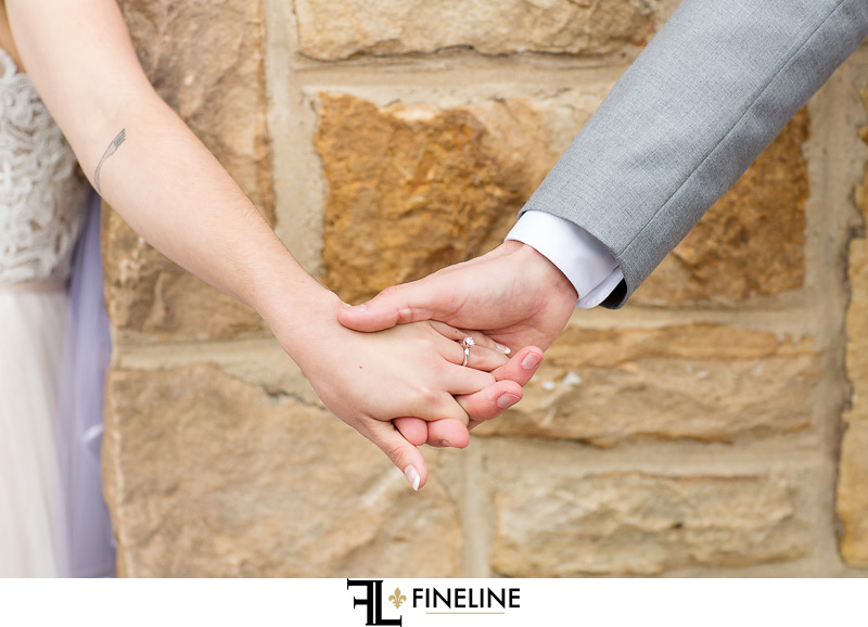 hands photo by FINELINE Weddings Greensburg PA