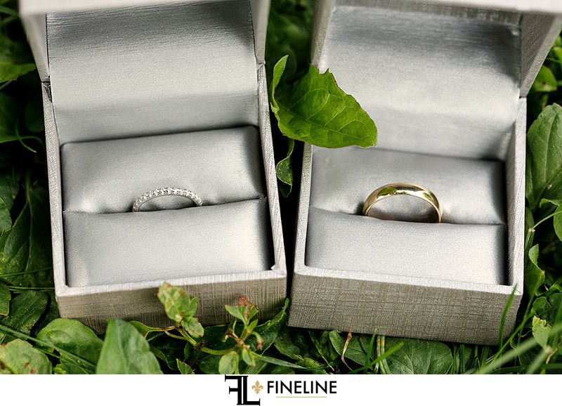 wedding bands FINELINE weddings Greensburg PA