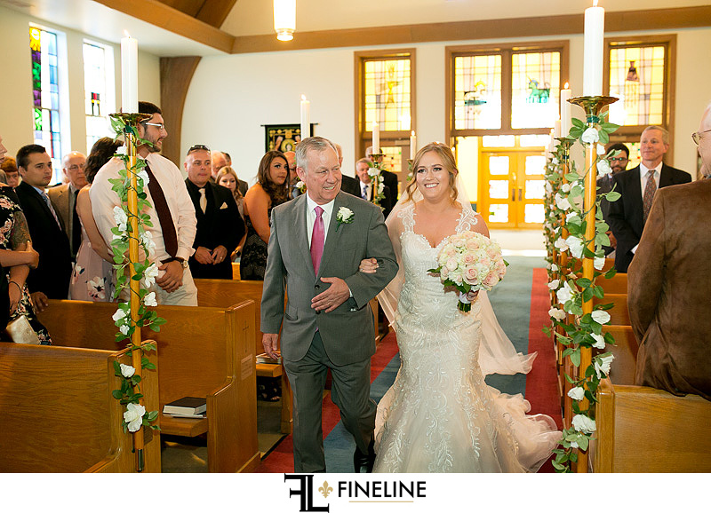Christ Episcopal Church photo by FINELINE Weddings Greensburg, PA
