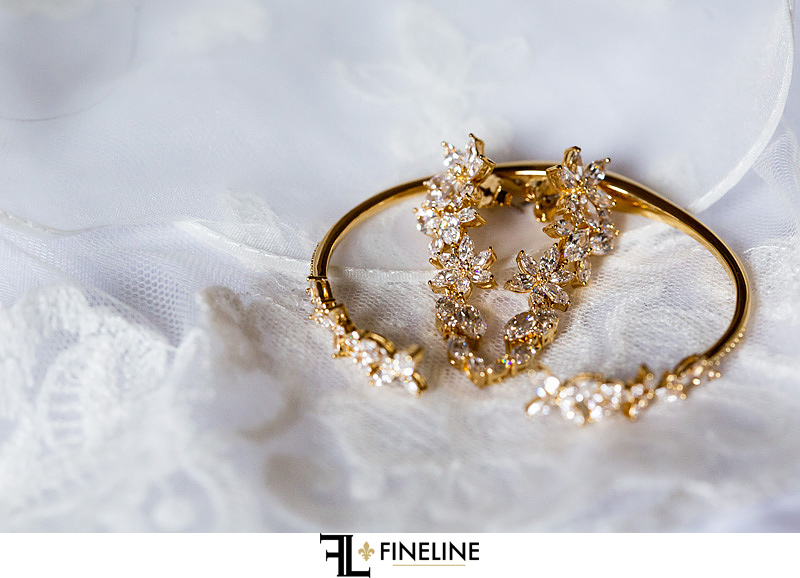 gold jewelry DoubleTree Downtown Pittsburgh FINELINE weddings Greensburg PA