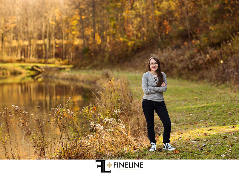 norwin high school senior portrait photographer