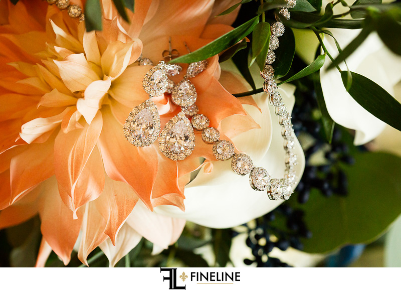 wedding jewelry photo by FINELINE Weddings Greensburg, PA