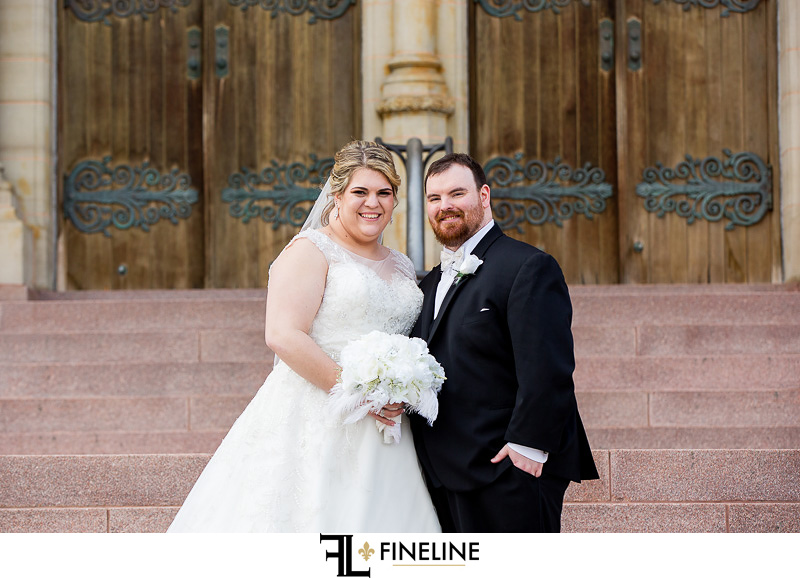 Saint Vincent Basilica Latrobe PA FINELINE Weddings Greensburgh Photography