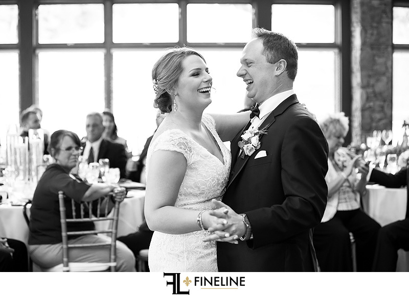 Hidden Valley Resort Wedding reception, Somerset, PA photos by FINELINE Weddings of Greensburg, PA