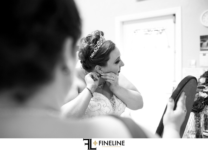 black and white photography FINELINE weddings Greensburg PA