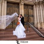 FINELINE weddings Saint Vincent Basilica Latrobe PA