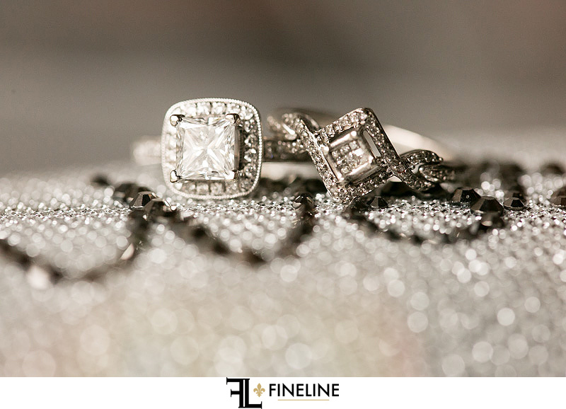 Rings photo by FINELINE Weddings Greensburg, PA