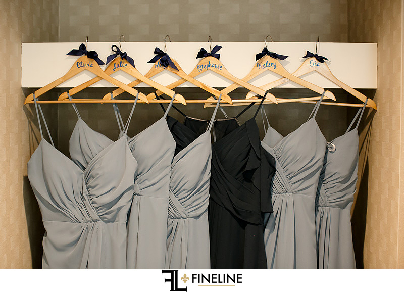 bridesmaid dresses photo by FINELINE Weddings Greensburg, PA