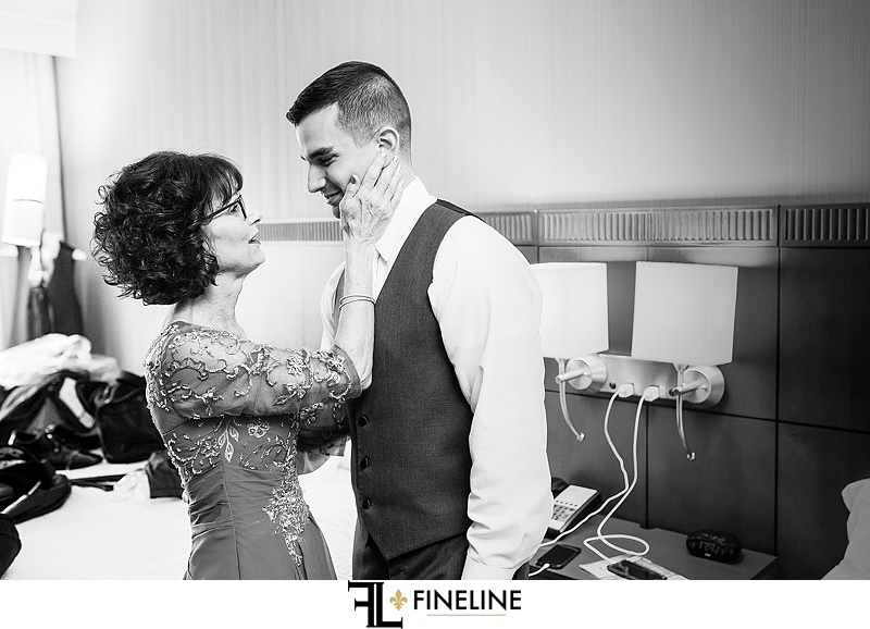 mother of the groom photo by FINELINE Weddings Greensburg, PA