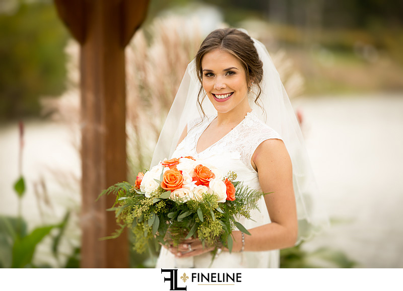 bride by FINELINE Weddings
