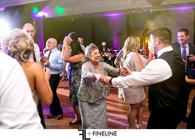 Chestnut Ridge Wedding Reception photo by FINELINE Weddings Greensburg, PA