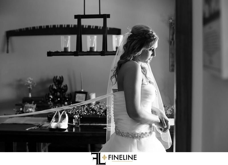 black and white photos by FINELINE weddings Greensburg PA