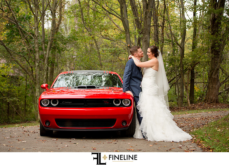 Bridal photo by FINELINE Weddings Greensburg PA