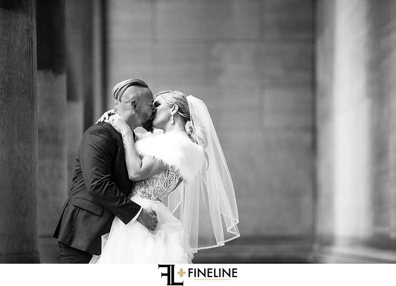 Wedding party Pittsburgh photo by FINELINE Weddings Greensburg, PA