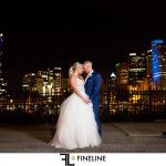 Sheraton Station Square Wedding Reception Pittsburgh photo by FINELINE Weddings Greensburg, PA