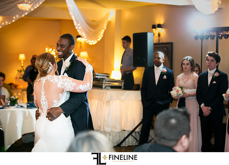 Banquets Unlimited Wedding Reception in Irwin PA FINELINE weddings photography