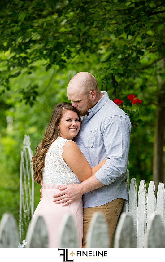 FINELINE engagement session Greensburg PA