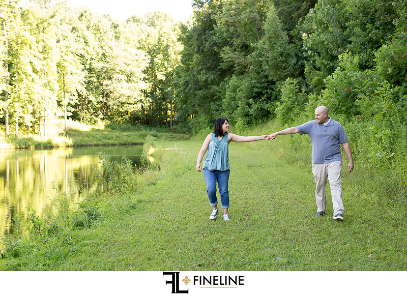 FINELINE Engagement Photography Greensburg PA