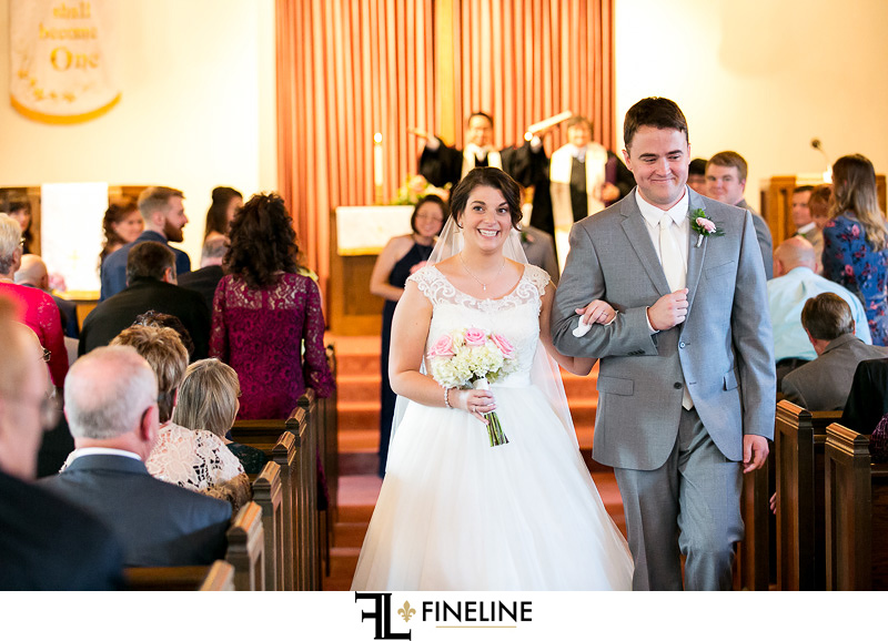Christ United Methodist Church Wedding Ceremony