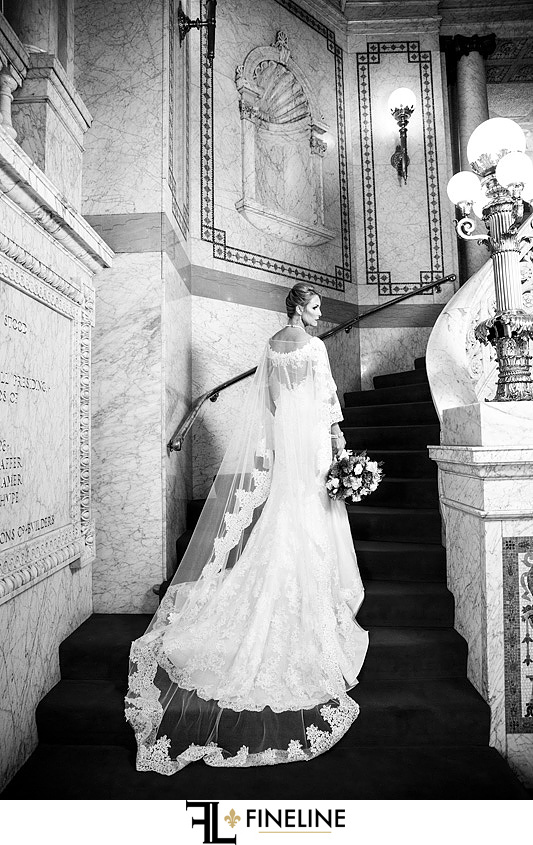 Greensburg Court House photo by FINELINE Weddings Greensburg, PA