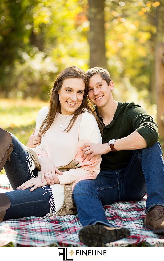 Lauren and Kevin Engagement Photos by FINELINE Weddings Greensburg, PA