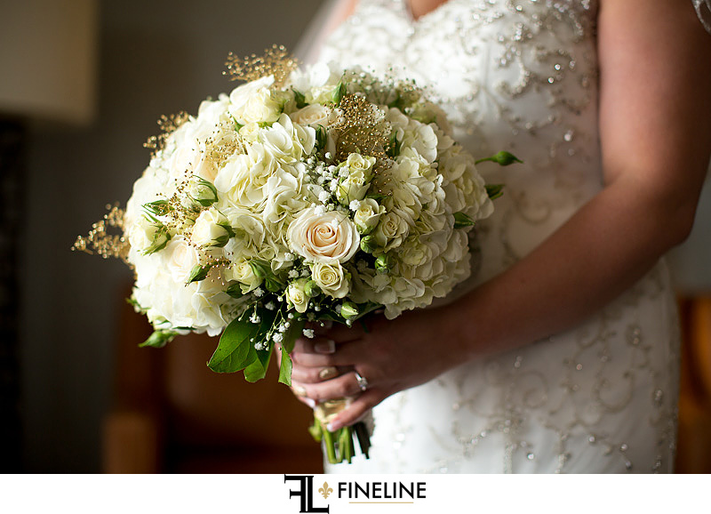 bouquet photo by FINELINE Weddings Greensburg, PA