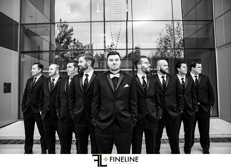 groomsmen photo by FINELINE Weddings Greensburg, PA