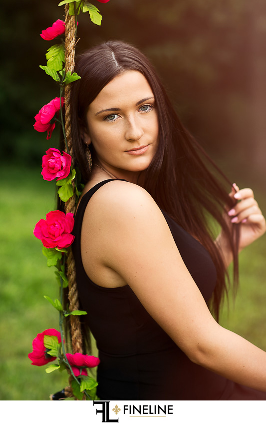 fineline studio high school senior photographer pittsburgh