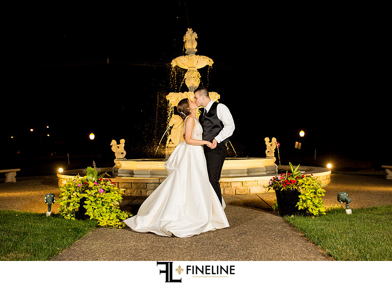 Chestnut Ridge Wedding Reception